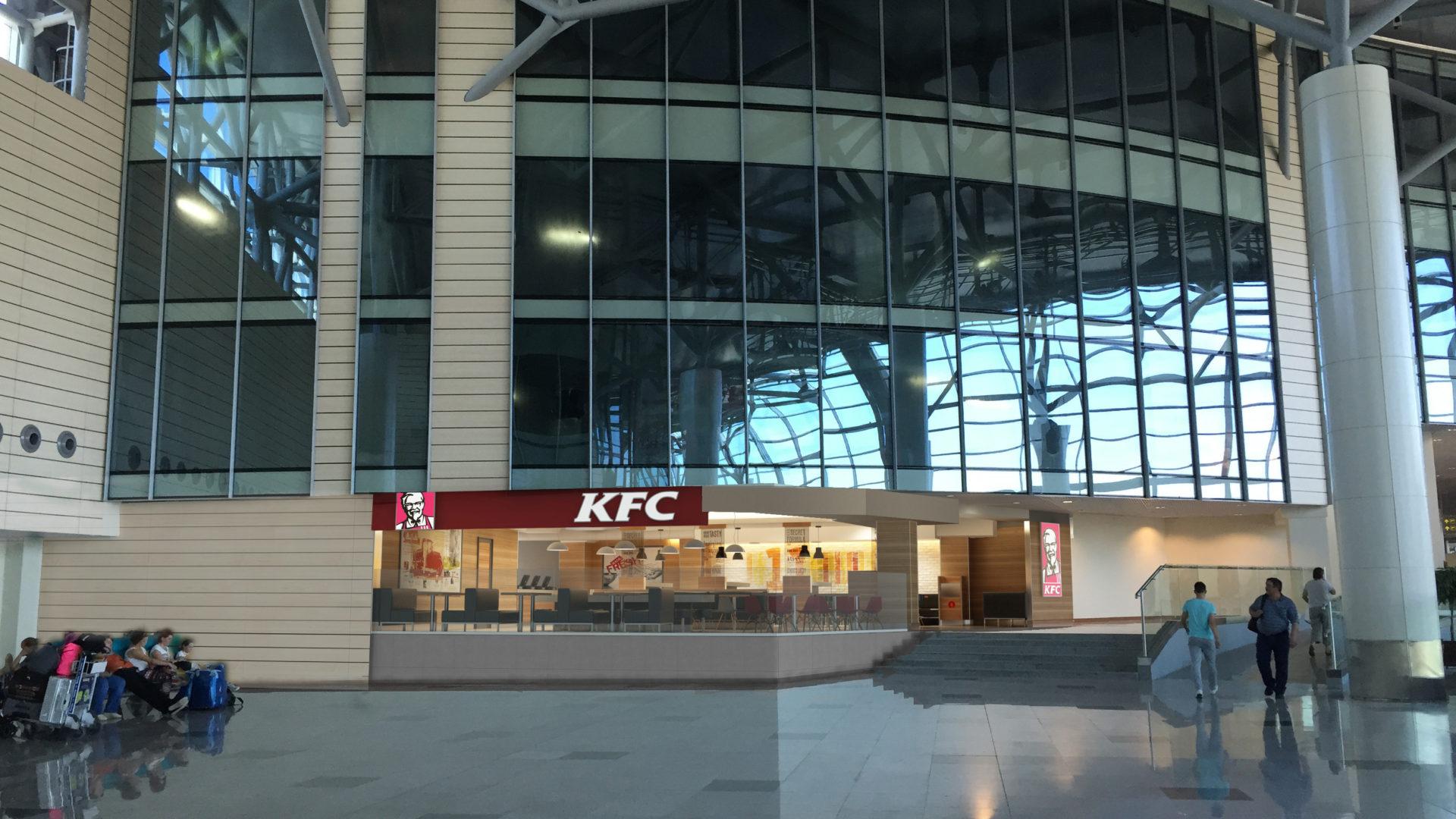 KFC Домодедово